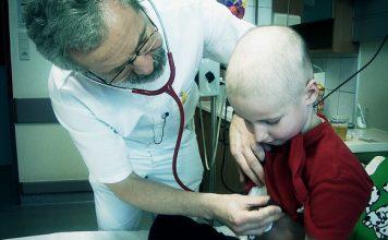 białaczka szpikowa u dziecka